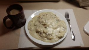 biscuits and gravy 2